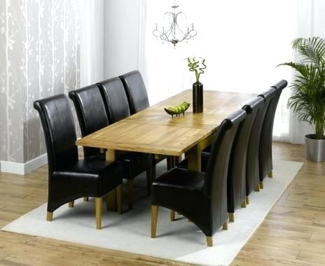 6Ft Dining Table Sold 6Ft Round Dining Table – Arthomes In Dining Tables 8 Chairs (Image 2 of 25)