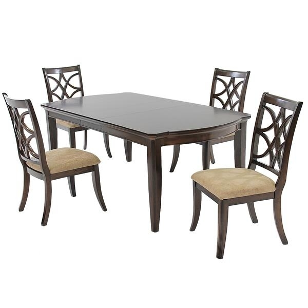 7 Best Barbara Images On Pinterest | Value City Furniture, Large For Carly 3 Piece Triangle Dining Sets (Image 5 of 25)