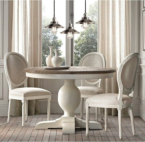 7 Best Designer Styles At Tin Star Images On Pinterest | Hooker Inside Helms Round Dining Tables (View 17 of 25)