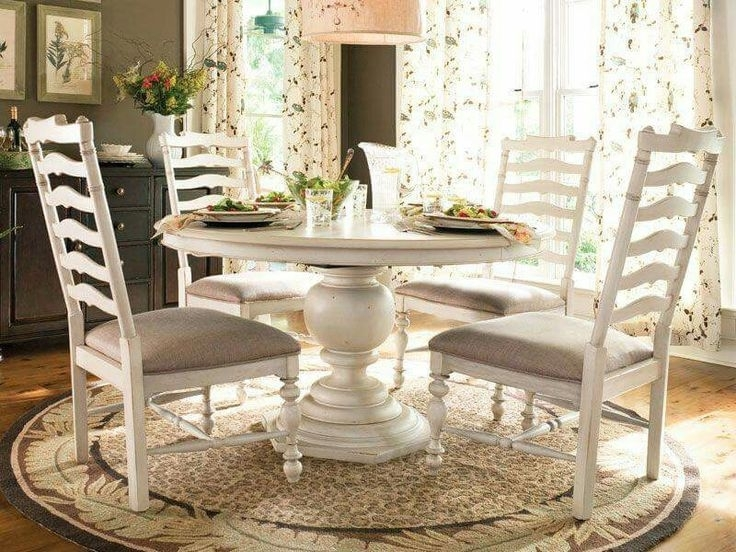 7 Best Designer Styles At Tin Star Images On Pinterest | Hooker Intended For Helms Round Dining Tables (View 23 of 25)