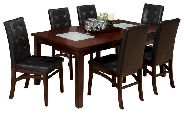 7 Piece Extension Dining Set - Dining Room Ideas with regard to Mallard 7 Piece Extension Dining Sets