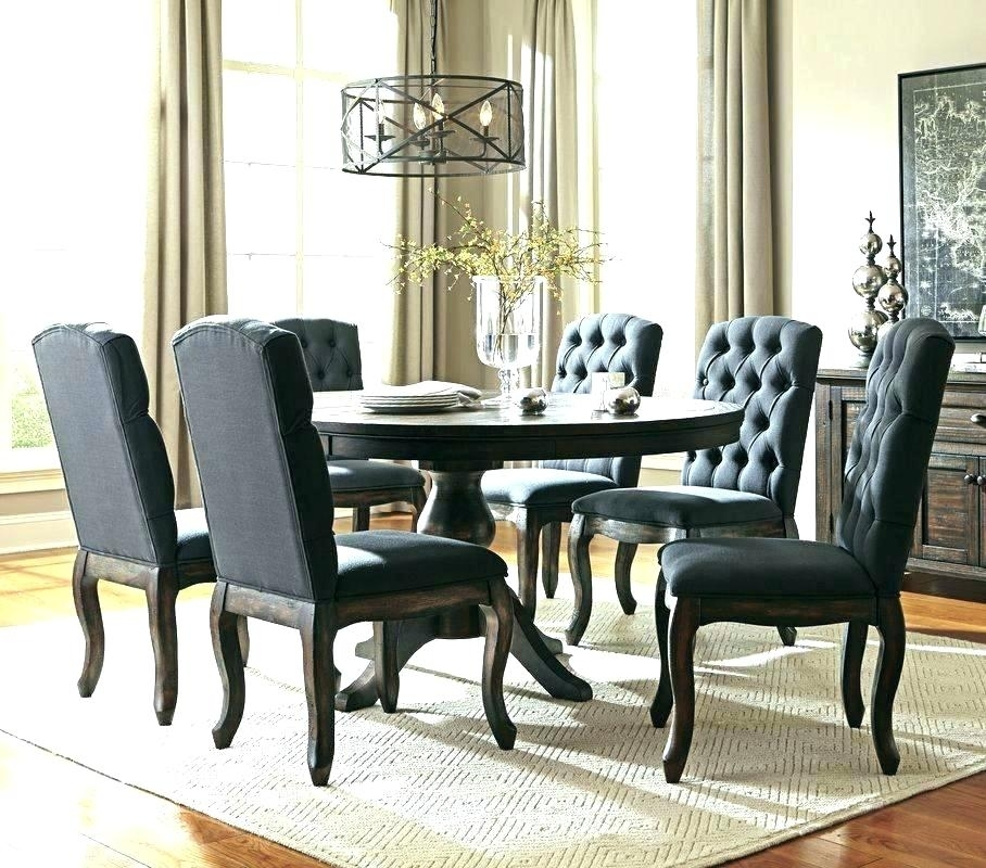 7 Piece Oval Dining Set 7 Piece Dining Table Set 7 Piece Espresso For Oval Folding Dining Tables (View 18 of 25)