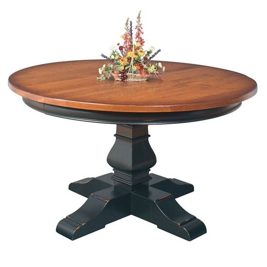 72 Inch Round Dining Tables | Ny, Nj, Pa | King Dinettes pertaining to Jefferson Extension Round Dining Tables