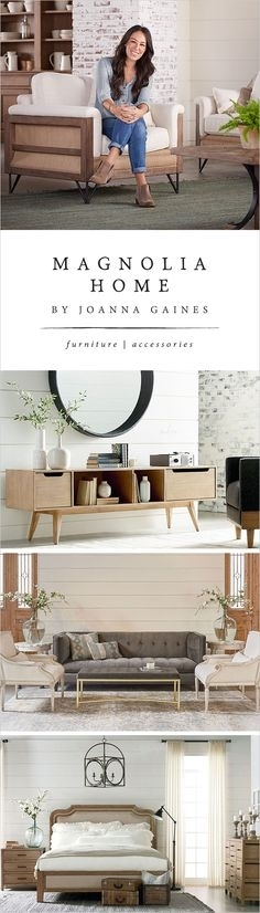 79 Best Magnolia Homejoanna Gaines Images On Pinterest In 2018 Pertaining To Magnolia Home White Keeping 96 Inch Dining Tables (View 23 of 25)