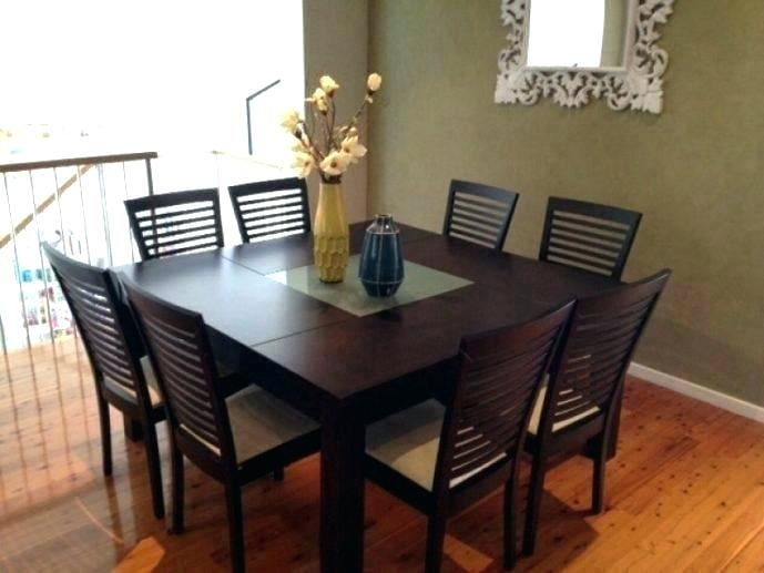8 Chair Dining Set – Home Accesories Design With Regard To Solid Oak Dining Tables And 8 Chairs (Photo 23 of 25)