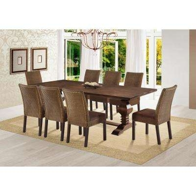 8 Person - Kitchen & Dining Tables - Kitchen & Dining Room Furniture throughout Dining Tables for 8