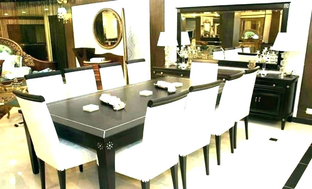 8 Seat Kitchen Table Round Table 8 Chairs 8 Round Table And Chairs 8 inside 8 Seater Dining Table Sets