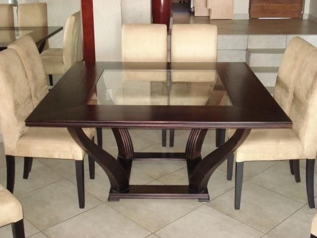 8 Seater Dining Room Sets | Design Ideas 2017 2018 | Pinterest Intended For Dining Tables Set For  (Image 7 of 25)