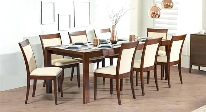 8 Seater Dining Table 6 To Extendable Glass Top For Set With Bench with regard to 8 Seater Black Dining Tables