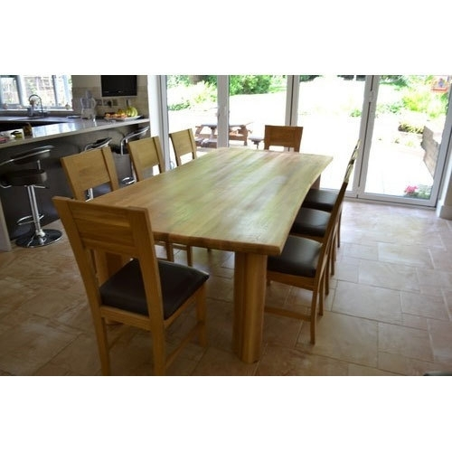 8 Seater Dining Table At Rs 30000 /set | Vanagaram | Chennai | Id Within 8 Seater Dining Tables (Photo 3 of 25)