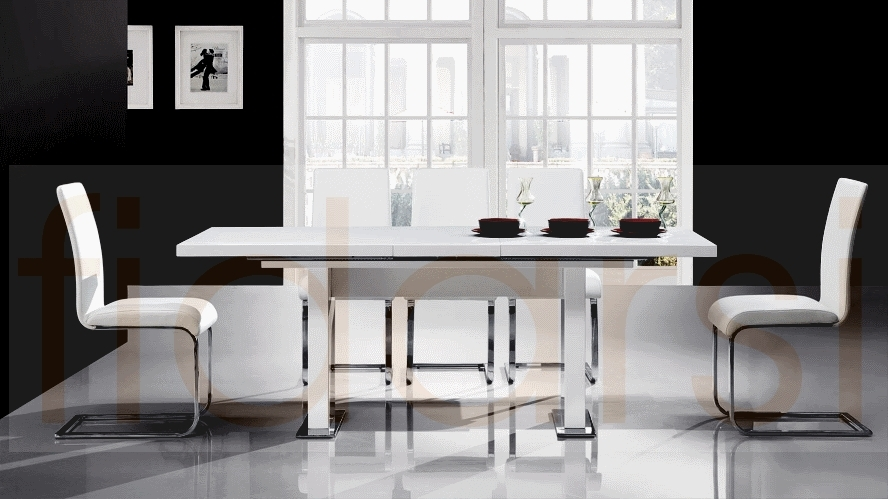 8 Seater Dining Table – Ebooklib (Image 5 of 25)