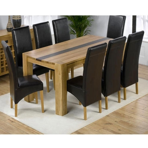 8 Seater Dining Table Set, Dining Table Set - Majestic Dream with regard to 8 Seater Black Dining Tables