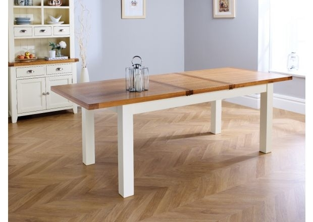 8-Seater Oak Dining Tables | Top Furniture regarding 8 Seater Oak Dining Tables