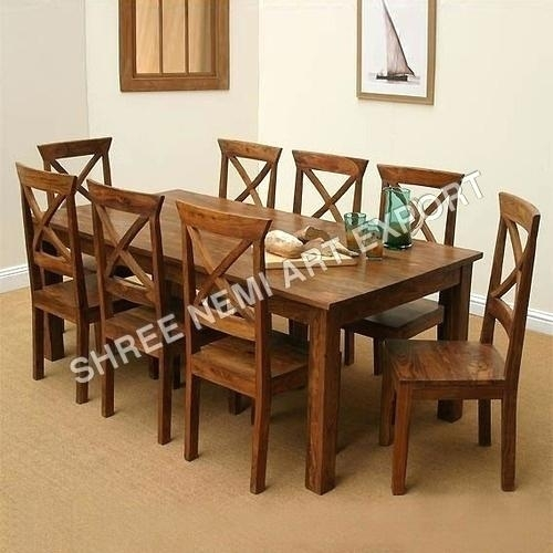 8 Seater Table And Chairs Minimalist Dining Set Home Office regarding 8 Seater Black Dining Tables