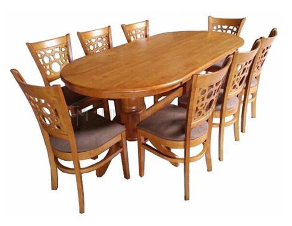 8-Seaters | Home & Office Furniture Philippines intended for Eight Seater Dining Tables And Chairs