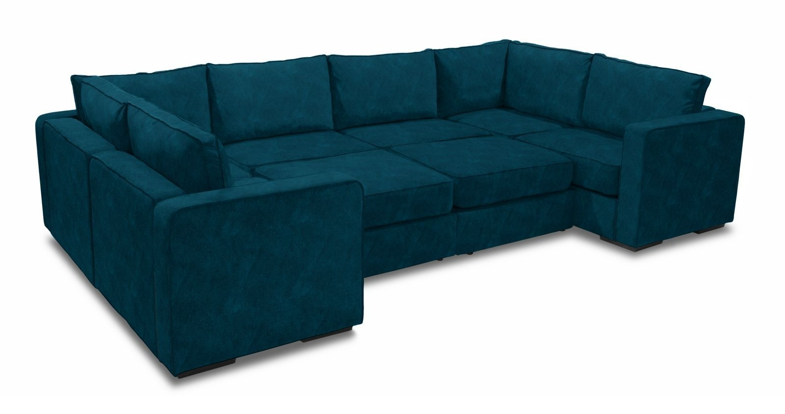 8 Seats + 10 Sides | Living/media Room | Pinterest | Couch, Home For London Optical Reversible Sofa Chaise Sectionals (Image 1 of 25)