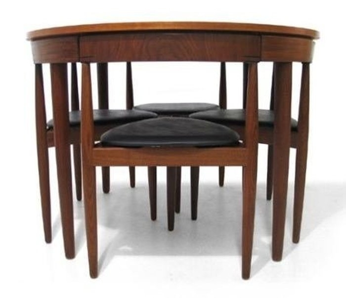 9. Dinette Sets For Small Spaces intended for Compact Dining Room Sets