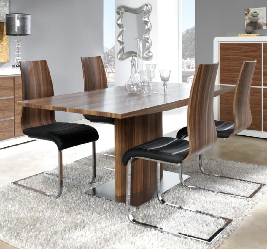9. Full Size Of Kitchen Decoration Rectangular Square Glass Dining within Walnut Dining Table Sets