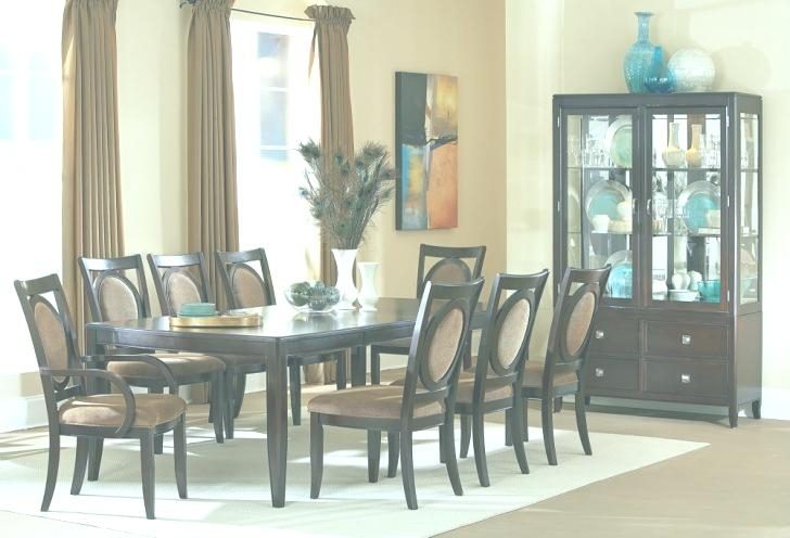 9 Piece Dining Room Sets | Home Design inside Chapleau Extension Dining Tables