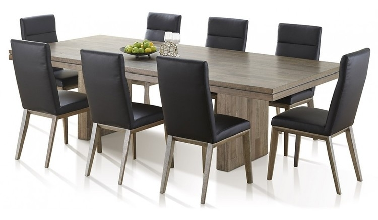 9 Piece Dining Table Popular Pcs Set Room Sets Endearing In 17 #8807 In Rocco 9 Piece Extension Counter Sets (Photo 16 of 25)