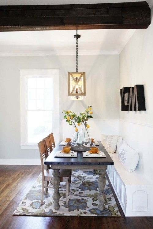 95 Best Decorate | Kitchen Images On Pinterest | Kitchen Ideas With Magnolia Home Array Dining Tables By Joanna Gaines (View 20 of 25)