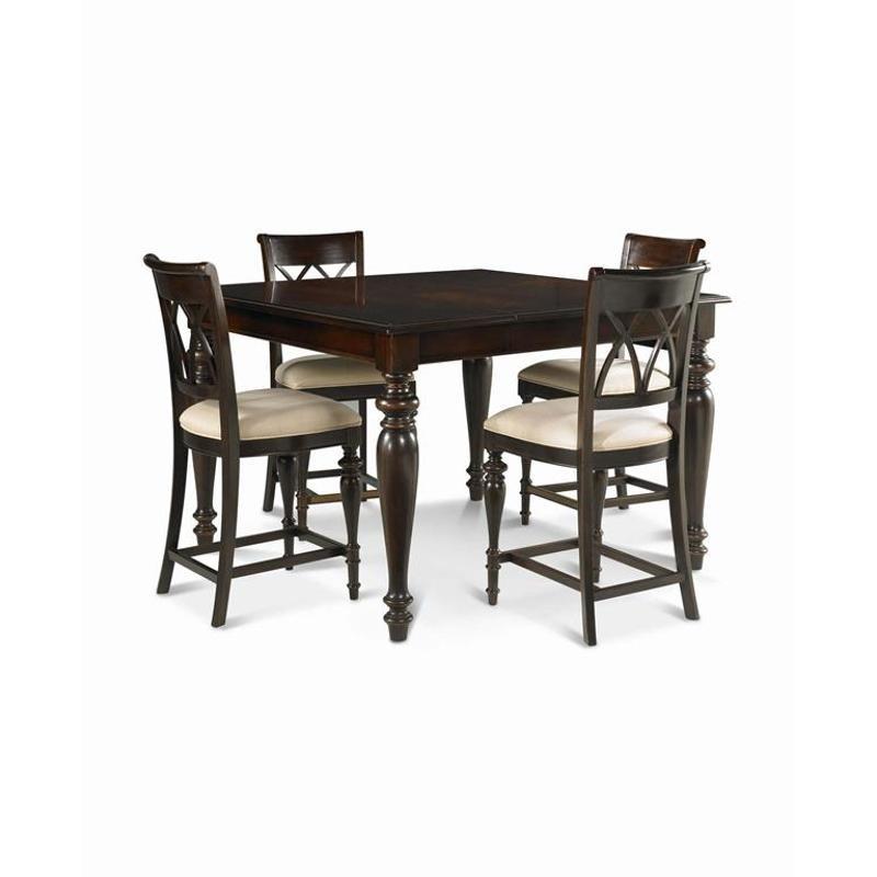 978242 Pulaski Furniture Bradford Dining Room Gathering Table inside Bradford Dining Tables