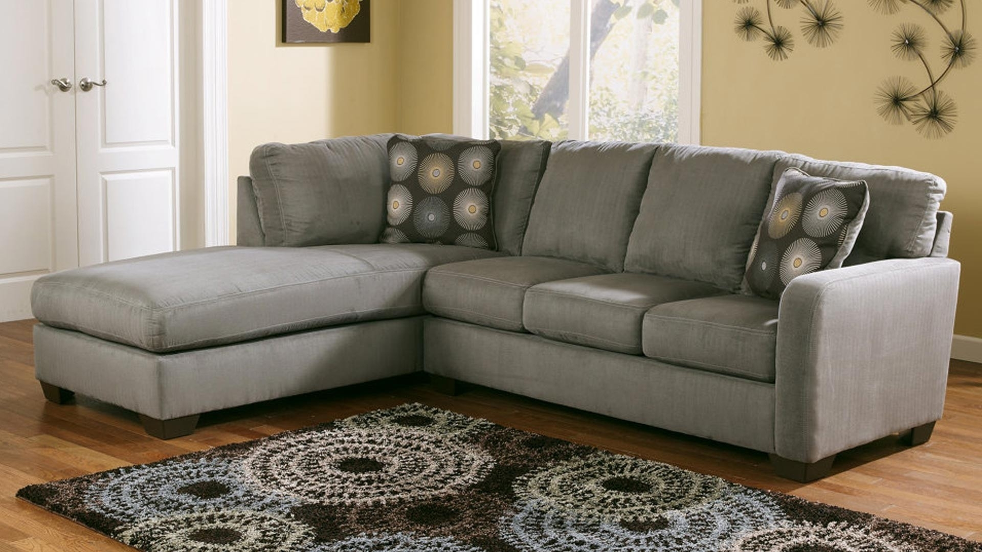 99+ 2 Piece Sectional – Paris 2 Piece Sectional Sofa, Adrian Avery W Intended For Delano 2 Piece Sectionals With Raf Oversized Chaise (View 24 of 25)