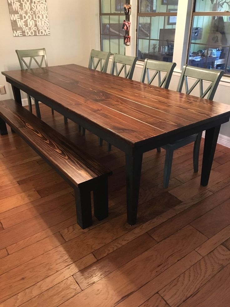 A Guide To Buying Rustic Dining Tables – Pickndecor Inside Rustic Dining Tables (Image 2 of 25)