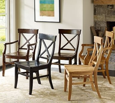 Aaron Side Chair, Seadrift | Chairs | Pinterest | Woods, Farmhouse Throughout Helms 6 Piece Rectangle Dining Sets With Side Chairs (View 24 of 25)