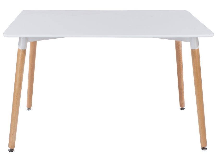 Abdabs Furniture – Aspen Rectangular White Dining Table Throughout Aspen Dining Tables (Image 5 of 25)