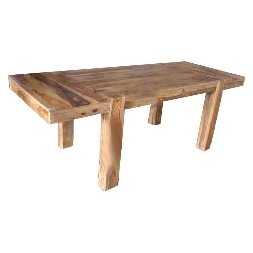 Acacia Dining Table At Rs 10300 /piece   Dining Room Table   Id With Acacia Dining Tables (View 18 of 25)