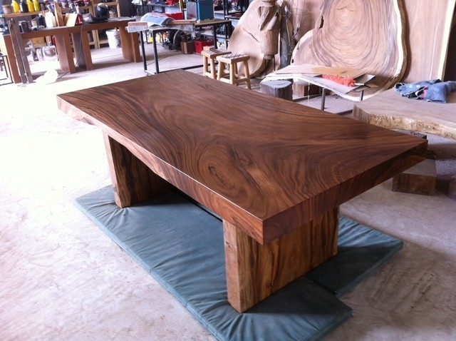 Acacia Wood Dining Table   Fathomresearch With Regard To Acacia Dining Tables (View 21 of 25)