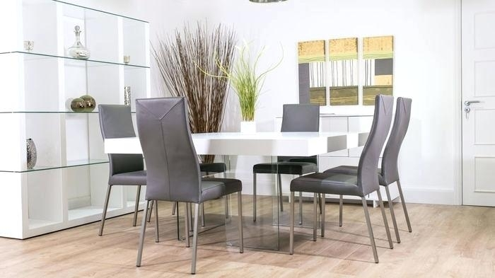 Acme 8 Espresso Finish Wood Square Dining Table Set 4 Chairs – Usefinch Pertaining To Dining Tables For  (Image 9 of 25)
