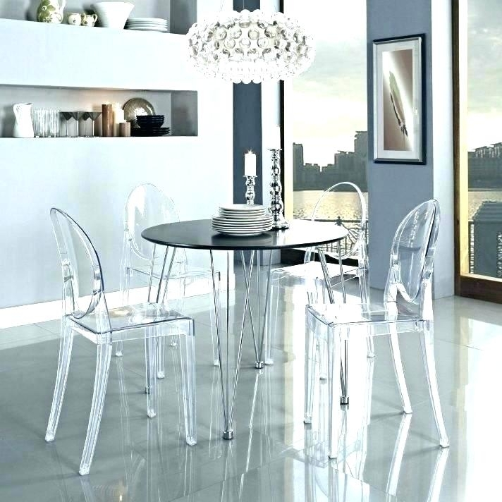 Acrylic Dining Table Acrylic Round Dining Table Acrylic Round Table For Acrylic Round Dining Tables (View 21 of 25)