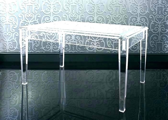 Acrylic Dining Table Clear Tables Ideas Innovative Tabl Within Acrylic Dining Tables (Image 7 of 25)