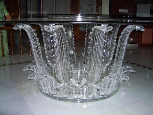 Acrylic Dining Table Round, Acrylic Dining Tables – Swastik For Acrylic Round Dining Tables (View 7 of 25)
