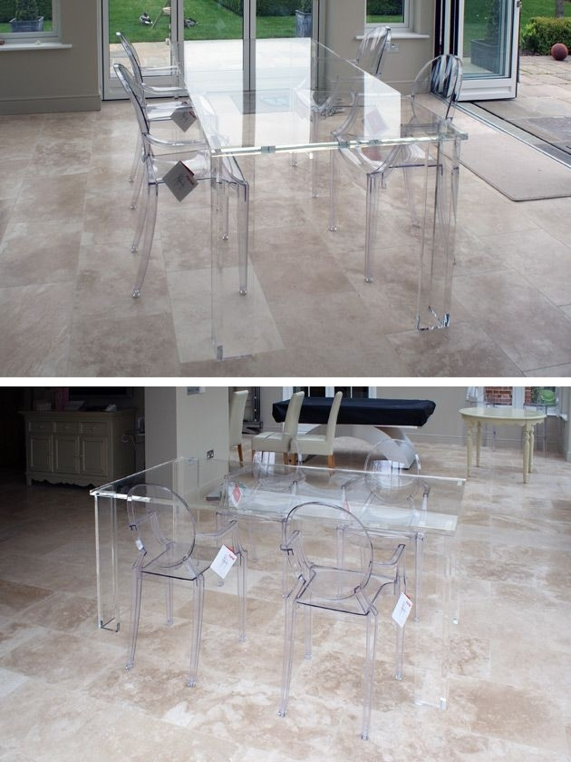 Featured Image of Acrylic Dining Tables