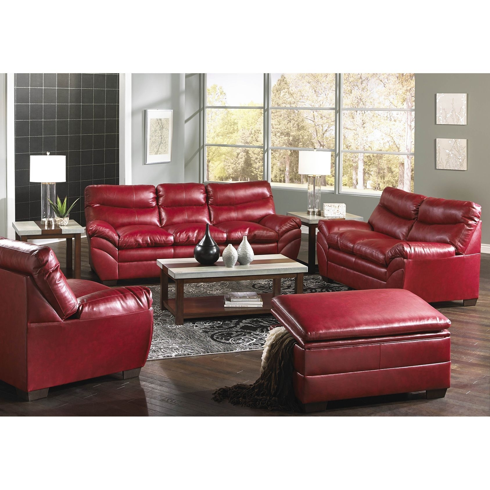 Add Bold Elegance To Your Home With This Gorgeous Love Seat. The with Tenny Cognac 2 Piece Right Facing Chaise Sectionals With 2 Headrest