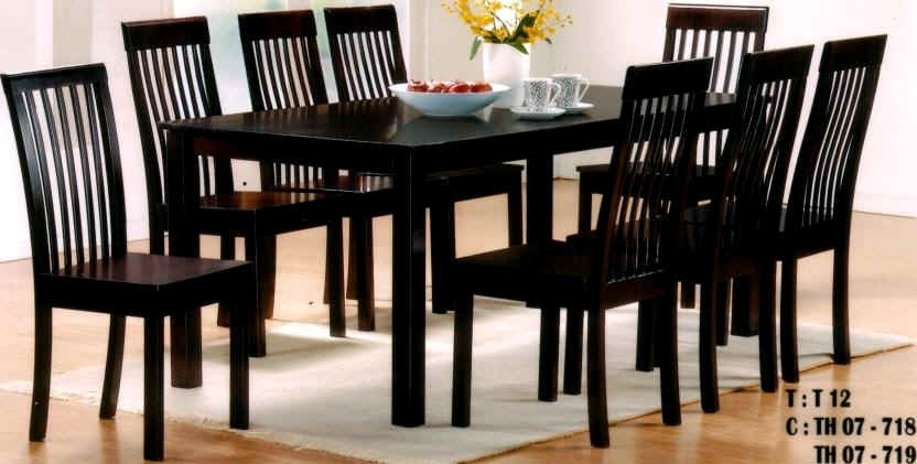 Advantages Of Buying Round Dining Table Set For 8 – Home Decor Ideas In Eight Seater Dining Tables And Chairs (View 8 of 25)