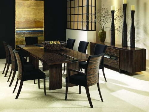 Advantages Of Buying Round Dining Table Set For 8 – Home Decor Ideas Intended For 8 Seater Dining Table Sets (Image 19 of 25)