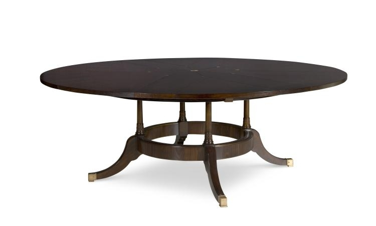 Ae9 302 – Chandler Telescoping Table Inside Chandler Extension Dining Tables (View 11 of 25)