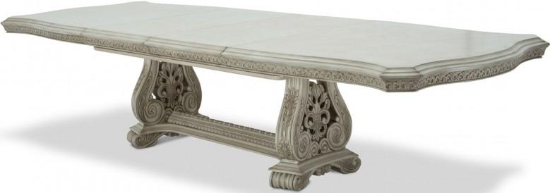 Aico Villa Di Como Moonlight Rectangular Dining Table – Villa Di Within Como Dining Tables (View 22 of 25)