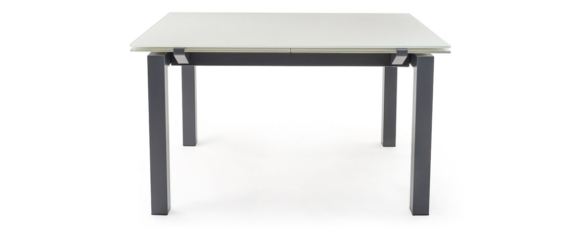 Airport Grey Dining Table | Ez Living Furniture Dublin, Cork Regarding Cork Dining Tables (Image 3 of 25)
