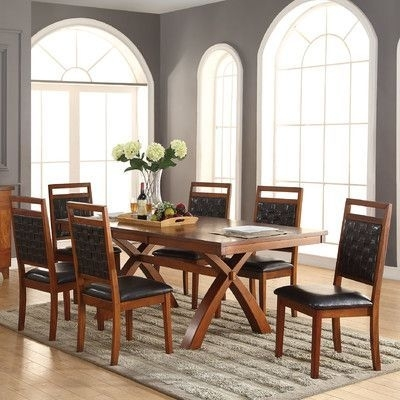 A&j Homes Studio Rocco Dining Table | Products | Pinterest | Dining With Regard To Rocco 7 Piece Extension Dining Sets (Image 4 of 25)
