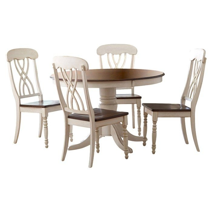 Alberta 5 Piece Dining Set In 2018 | Co House | Pinterest | Dining With Market 6 Piece Dining Sets With Host And Side Chairs (Image 2 of 25)