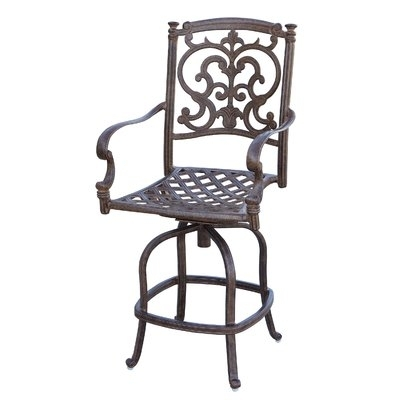 Alcott Hill Waconia 3 Piece Dining Set With Cushions | Wayfair Pertaining To Palazzo 3 Piece Dining Table Sets (Image 3 of 25)