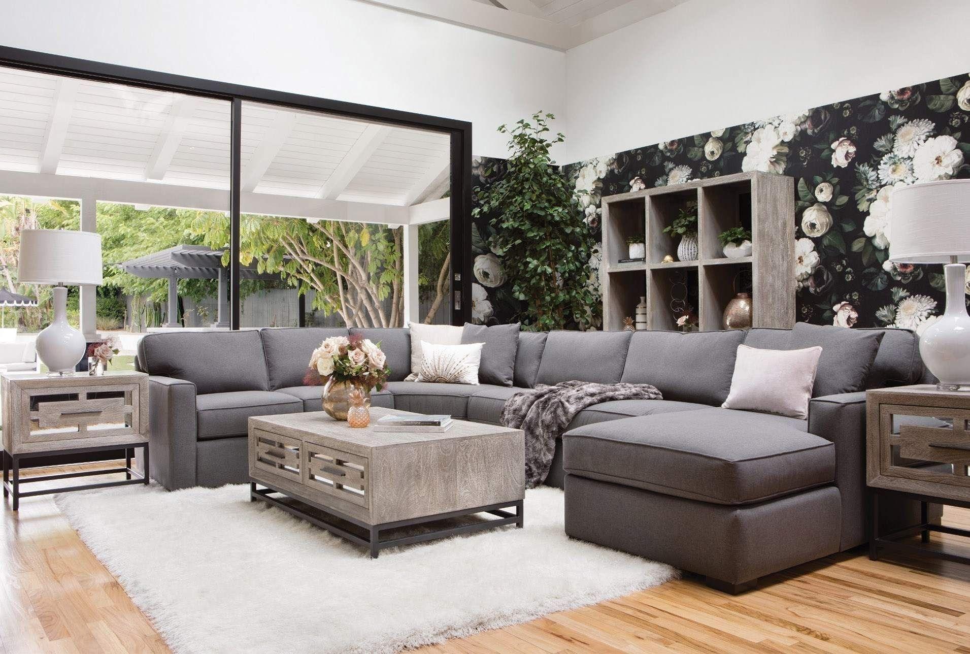 Alder 4 Piece Sectional, Sofas | Pinterest | Living Room Ideas, Room Pertaining To Alder 4 Piece Sectionals (Image 7 of 25)