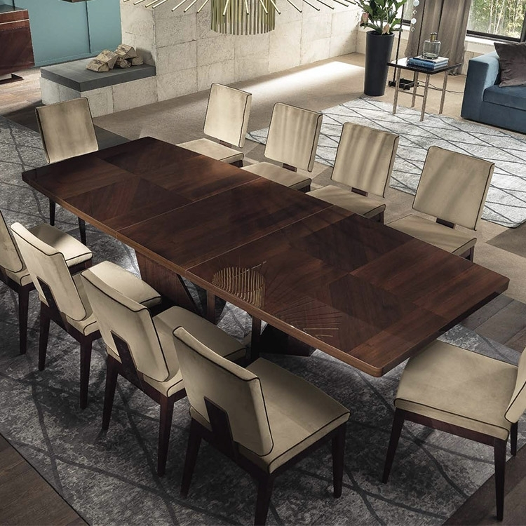 Alf Bellagio – Extensible Dining Table – Doma Home Furnishings Intended For Bellagio Dining Tables (View 17 of 25)