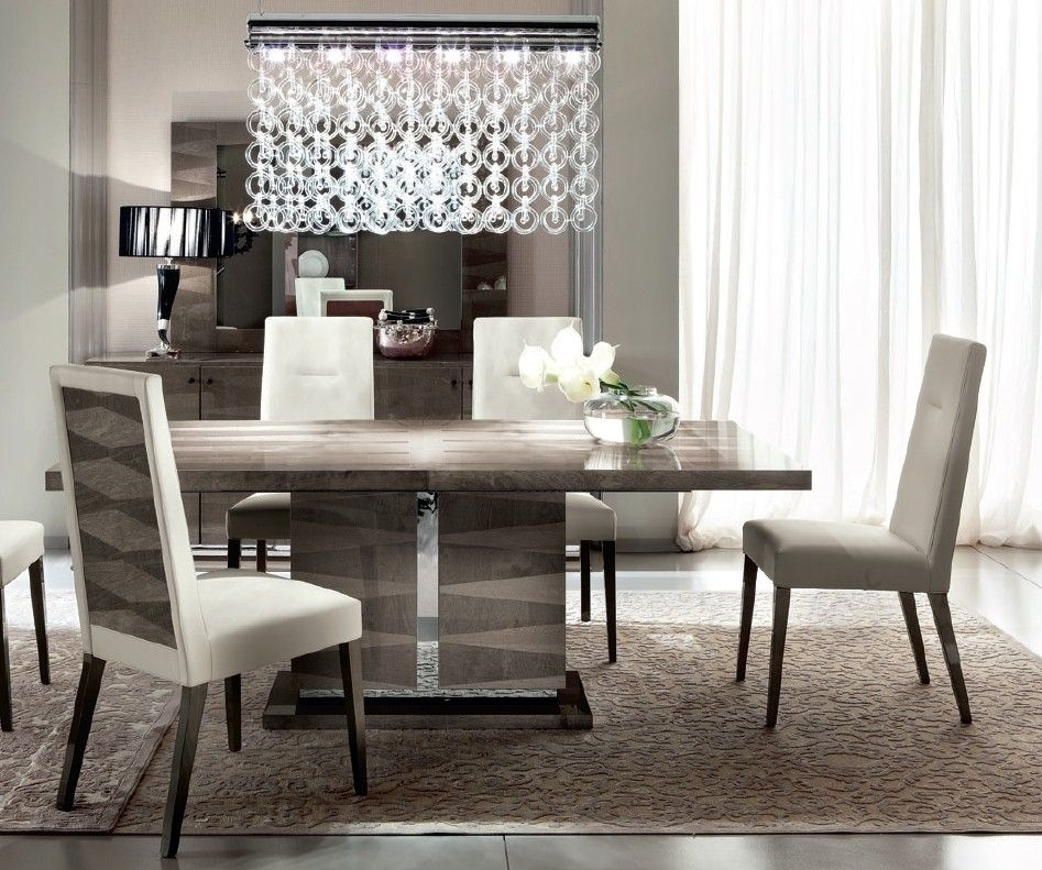 Alf Contemporary Dining Set Monaco | 桌类 | Pinterest | Contemporary Inside Monaco Dining Sets (Image 1 of 25)