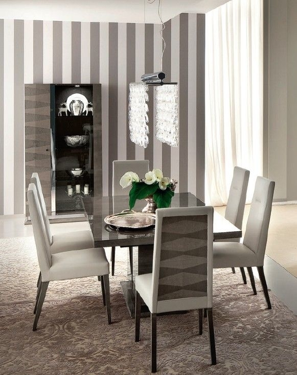 Alf Contemporary Dining Set Monaco | 桌类 | Pinterest | Contemporary With Regard To Monaco Dining Sets (View 3 of 25)